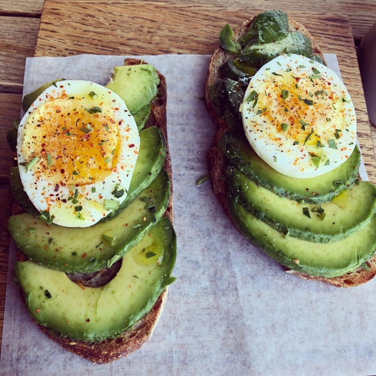 Other avocado toast